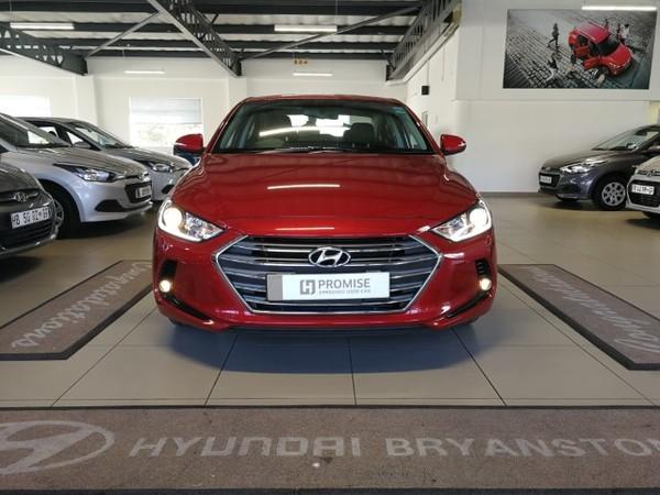 2019 Hyundai Elantra 1.6 Executive Auto Gauteng Sandton_0