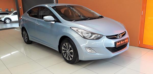 2014 Hyundai Elantra 1.6 Gls  Kwazulu Natal Pietermaritzburg_0