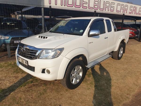 2013 Toyota Hilux 3.0d-4d Raider Xtra Cab Pu Sc  Mpumalanga Middelburg_0