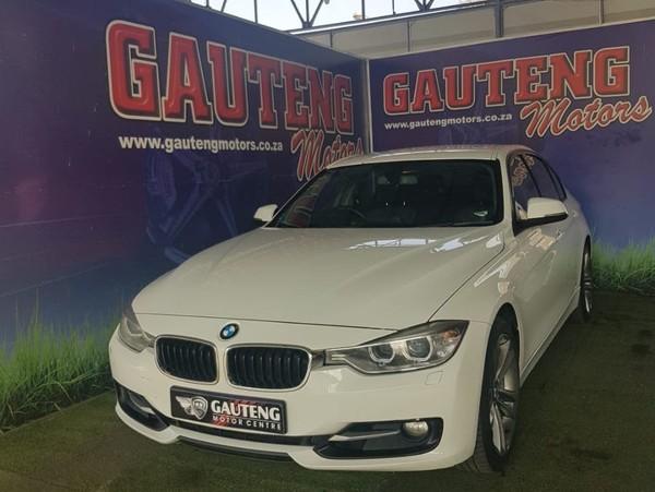 2012 BMW 3 Series 320i Sport Line At f30  Gauteng Pretoria_0