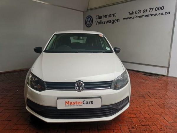 2015 Volkswagen Polo 1.2 TSI Trendline 66KW Western Cape Claremont_0