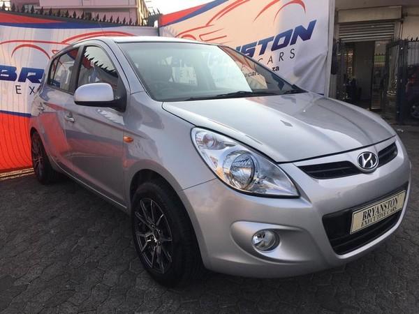 2012 Hyundai i20 1.4  Gauteng Bryanston_0