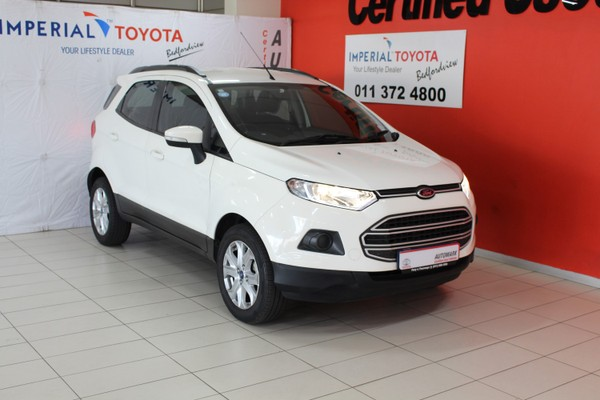 2014 Ford EcoSport 1.0 GTDI Trend Gauteng Edenvale_0
