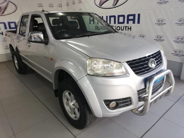 2011 GWM Steed 2.4  4x4 Pu Dc  Kwazulu Natal Durban_0