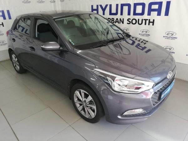 2017 Hyundai i20 1.2 Fluid Kwazulu Natal Durban_0
