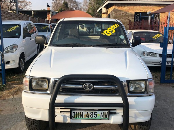 1999 Toyota Hilux 3000d Rb Pu Sc  North West Province Klerksdorp_0