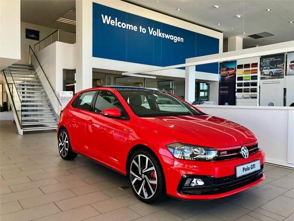 2019 Volkswagen Polo 2.0 GTI DSG 147kW Eastern Cape Jeffreys Bay_0