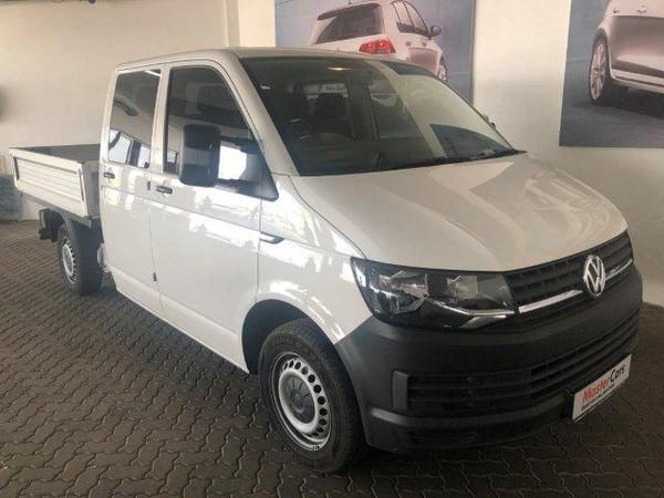 2019 Volkswagen Transporter T6 2.0TDi 75KW LWB PU SC Gauteng Edenvale_0