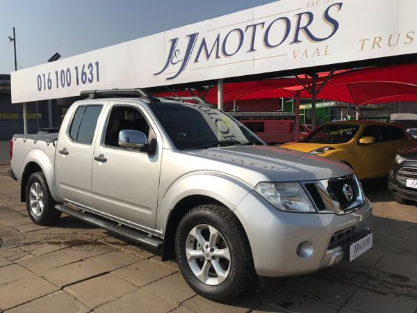2012 Nissan Navara 2.5 Dci Le Pu Dc  Gauteng Vereeniging_0