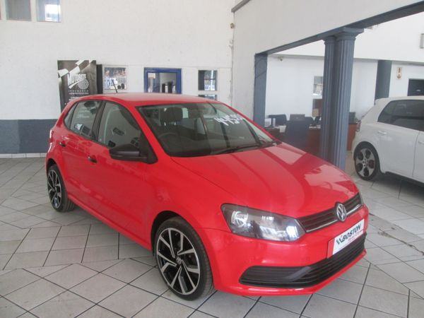 2014 Volkswagen Polo  VW POLO Gauteng Boksburg_0