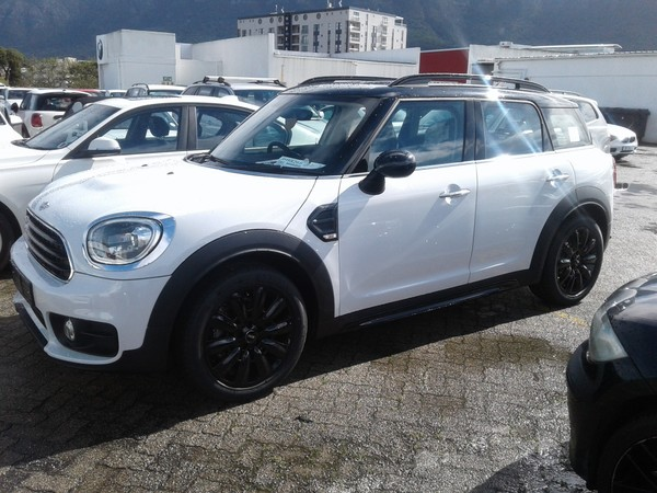 2019 MINI Countryman Mini countryman D Auto Western Cape Claremont_0