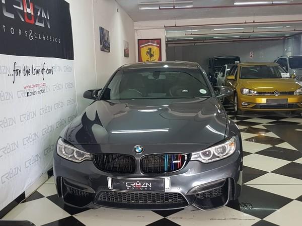 2014 BMW M3 M-DCT Kwazulu Natal Durban North_0