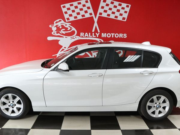 2015 BMW 1 Series 118i 5dr f20  Free State Bloemfontein_0