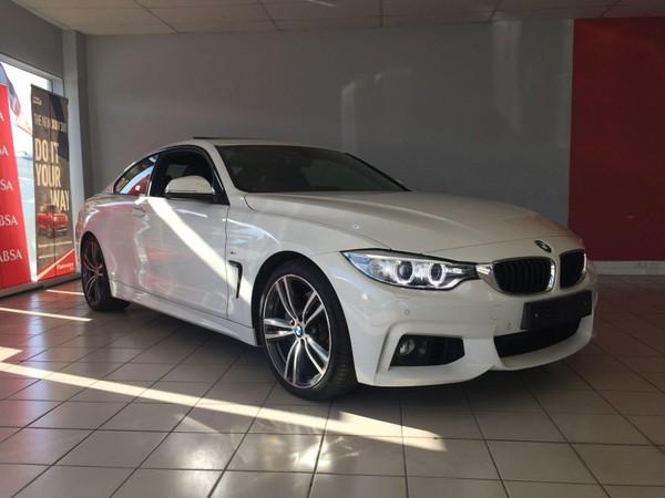 2016 BMW 4 Series 440i Coupe M Sport Auto Western Cape Western Cape_0