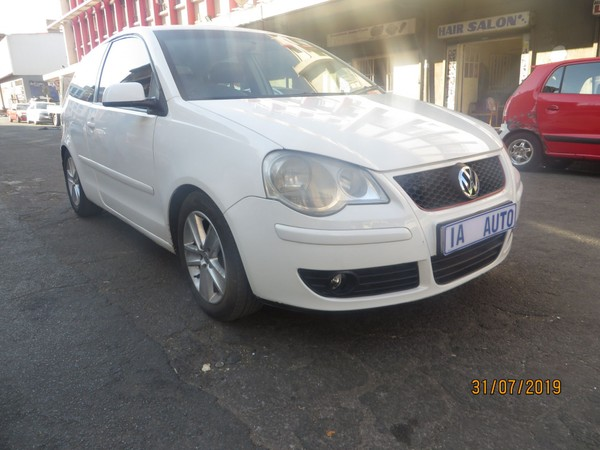 2004 Volkswagen Polo 1.9 Tdi Sportline  Gauteng Johannesburg_0