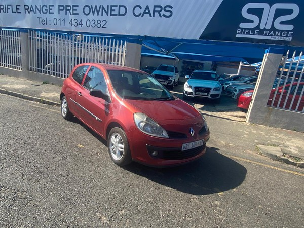 2007 Renault Clio Iii 1.4 Expression 3dr  Gauteng Rosettenville_0
