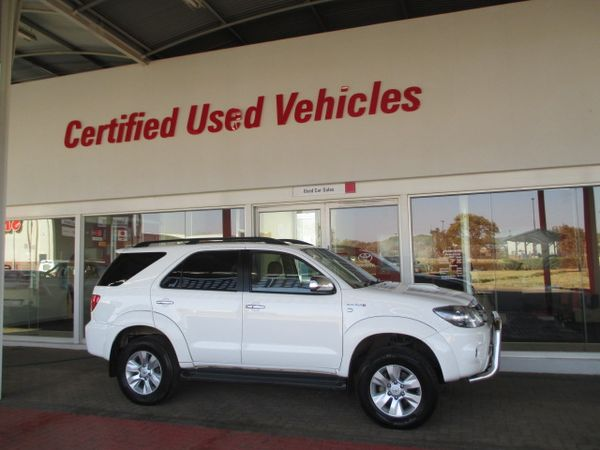2008 Toyota Fortuner 3.0d-4d Raised Body  Limpopo Limpopo_0