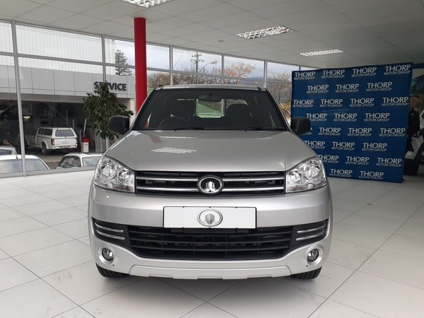 2020 GWM Steed 5 2.2 MPi Base Double Cab Bakkie Western Cape Cape Town_0