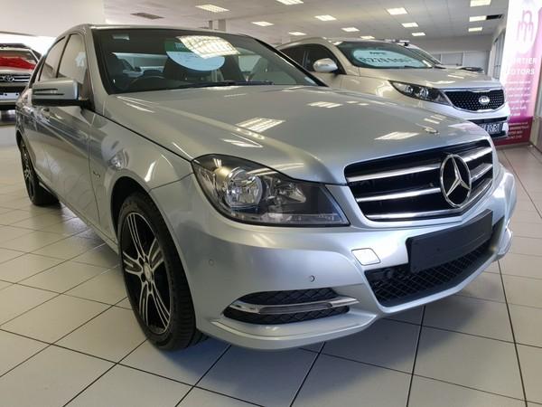2013 Mercedes-Benz C-Class C200 Auto Western Cape Worcester_0
