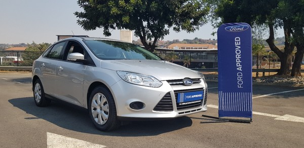 2014 Ford Focus 1.6 Ti Vct Ambiente  Gauteng Roodepoort_0
