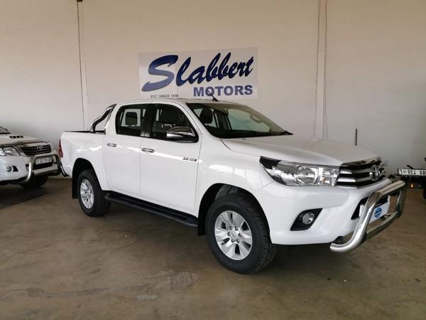 2017 Toyota Hilux 2.8 GD-6 Raider 4X4 Double Cab Bakkie Gauteng Carletonville_0