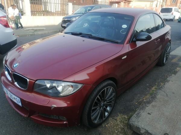2009 BMW 1 Series 125i Coupe  Gauteng Rosettenville_0