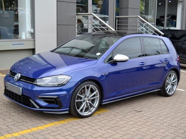 2018 Volkswagen Golf GTI 7.5 R-LINE DSG  Kwazulu Natal Hillcrest_0