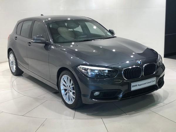 2018 BMW 1 Series 118i Urban Line 5DR Auto f20 Gauteng Sandton_0