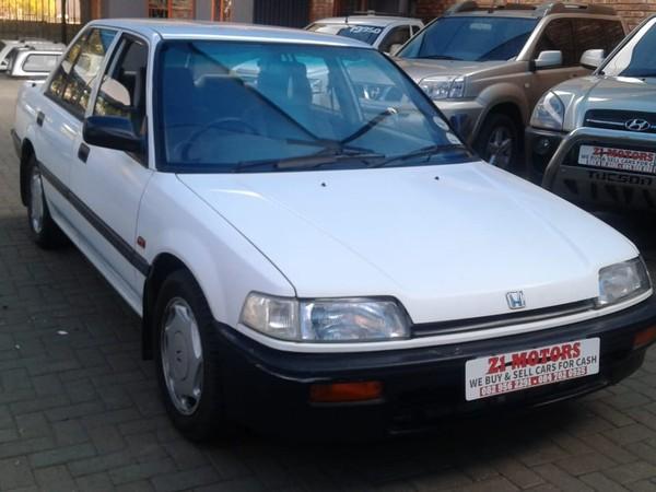 1993 Honda Ballade 160i   North West Province Brits_0