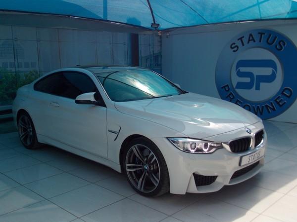 2014 BMW M4 Coupe M-DCT Gauteng Randburg_0
