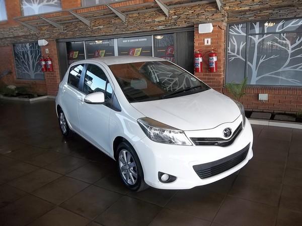 2012 Toyota Yaris 1.0 Xi 3dr  Gauteng Boksburg_0