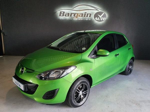2012 Mazda 2 1.3 Active  Western Cape Goodwood_0