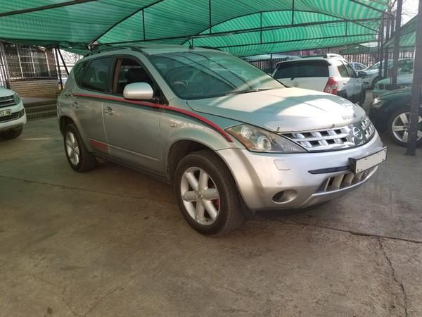 2006 Nissan Murano l202122  Gauteng Pretoria West_0