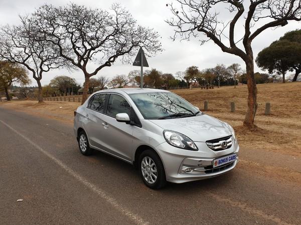 2013 Honda Brio 1.2 Comfort At  Gauteng Pretoria West_0