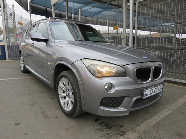 2011 BMW X1 Sdrive18i M-sport At  Gauteng Johannesburg_0