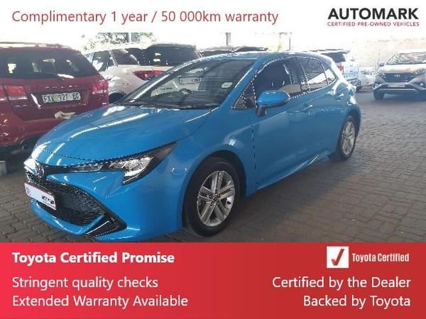 2019 Toyota Corolla 1.2T XS CVT 5-Door Eastern Cape King Williams Town_0