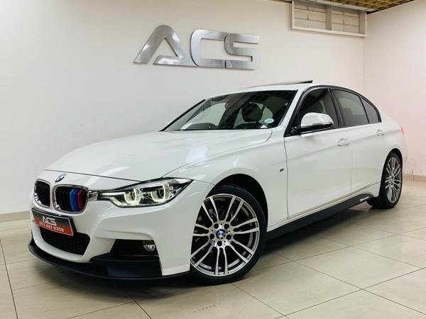 2016 BMW 3 Series 320d M PERFORMANCE M-SPORT AUTO F30 89000KMS Gauteng Benoni_0