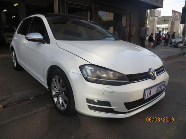 2015 Volkswagen Golf VII GTD 2.0 TDI DSG Gauteng Johannesburg_0