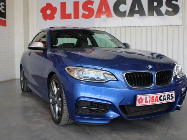 2014 BMW 2 Series M235i Auto Gauteng Johannesburg_0