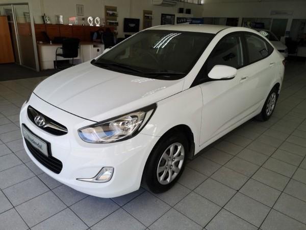 2014 Hyundai Accent 1.6 Gls  Western Cape Vredendal_0