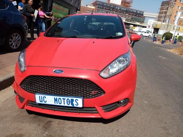2017 Ford Fiesta ST 1.6 Ecoboost GDTi Gauteng Germiston_0