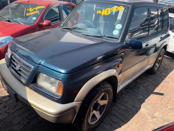 1997 Suzuki Vitara 5 Door V6  Gauteng Boksburg_0