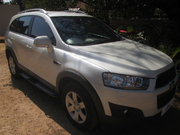 Used Chevrolet Captiva 2 4 Lt A/t for sale in Gauteng - Cars co za