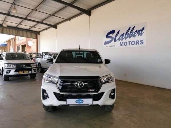 2018 Toyota Hilux Dakar  Gauteng Carletonville_0