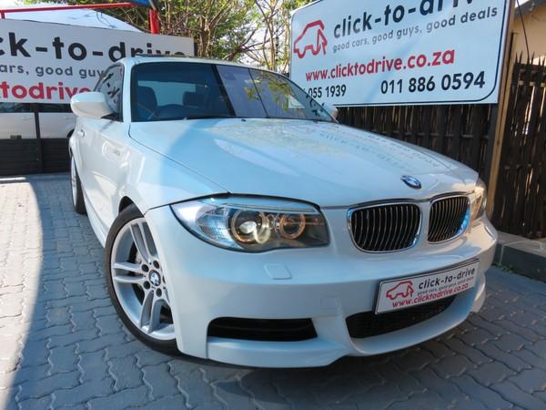 2013 BMW 1 Series 135i DCT M-Sport only 121980 kms. Gauteng Randburg_0