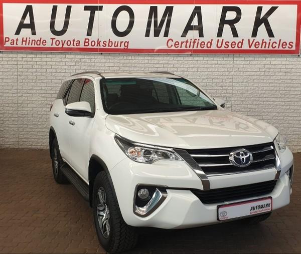2018 Toyota Fortuner 2.8GD-6 RB Auto Gauteng Boksburg_0