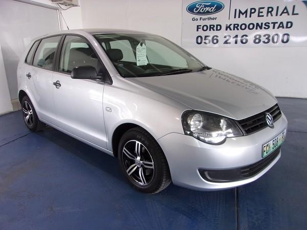2012 Volkswagen Polo 1.4 Trendline 5dr  Free State Kroonstad_0