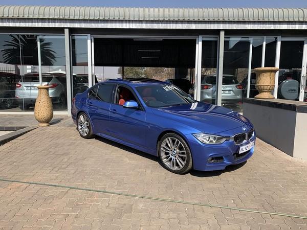 2015 BMW 3 Series 320D M Sport Auto Mpumalanga Delmas_0