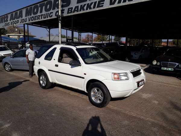 2007 Land Rover Freelander 2.0 Se Td4 3dr  North West Province Klerksdorp_0