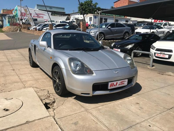 2001 Toyota Mr2 Mr-2 Soft Top  Kwazulu Natal Durban_0